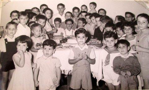 Festa de anos Paulo Mariano Dores