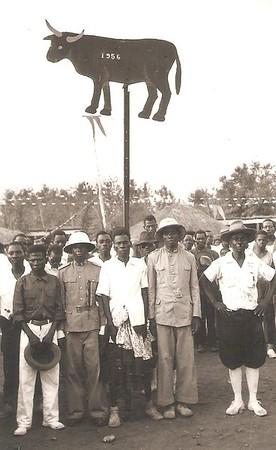 Dundo 1956 - Festa da Melhor Aldeia