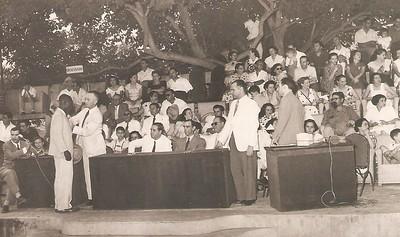 Dundo 1964- Entrega de Medalhas