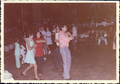 Andrada.1971 FESTA NA ESTUFA  Mimi, Américo Tomás, Carlos Amieiro, Carlos Portela, João Valente, Fernando Tomás