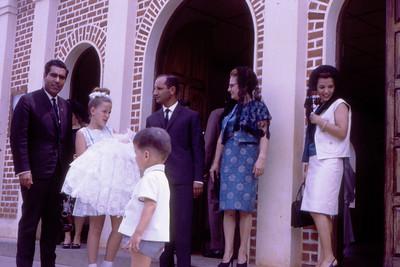 1966, Dundo, Baptizado neto do Bexiga? Ricardo Figueiredo, Paulinha Santos David, Eng. Roque, Emilia Bexiga, Maria Joao Santos David