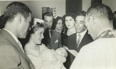 Baptizado da Paula Botelho