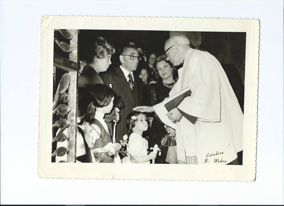 Baptizado Marina Botelho