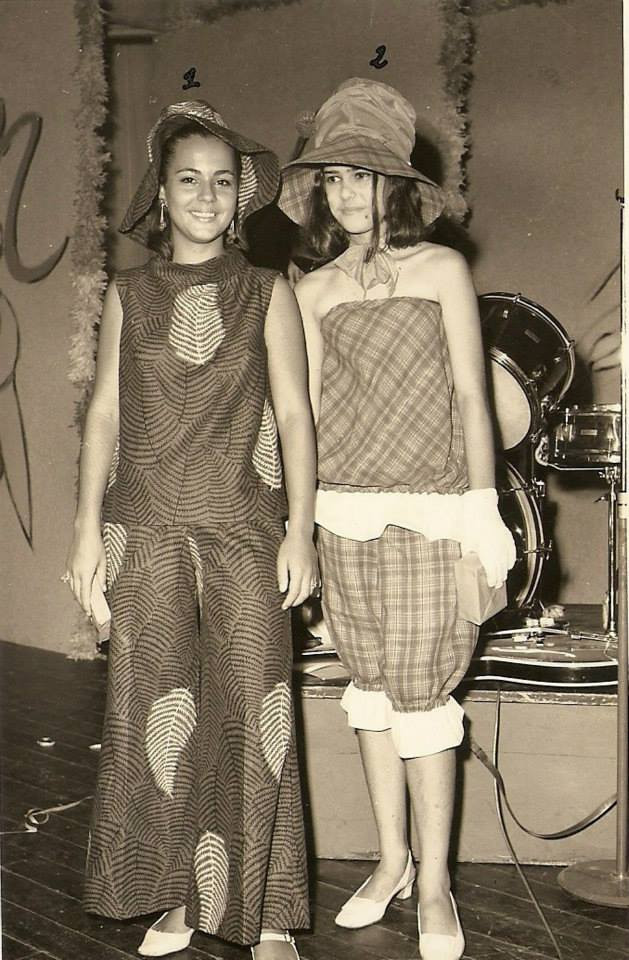 Lena Norberto Guimaraes e Ana Maria Madeira Rosa