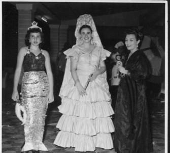 Cristalina Calisto, Carmencita Santos Ribeiro e Maria João Santos David