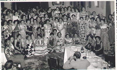 Carnaval Andrada anos 50s