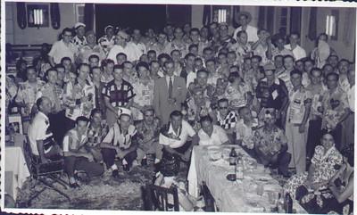 Carnaval Andrada, anos 50s