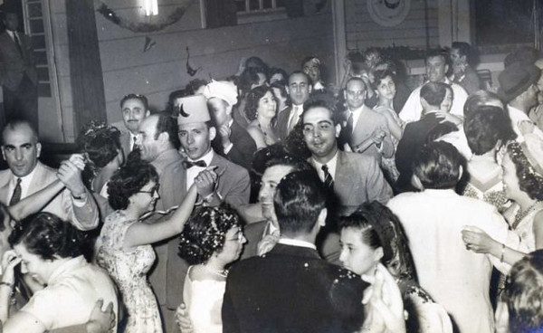 Dundo 1956 Alfredo Ribeiro, Tininha Rafael, Americo Teixeira