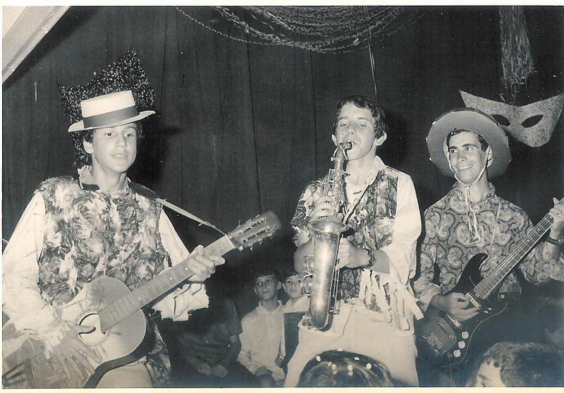 Carnaval Andrada 1970