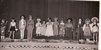 Dundo - Fevereiro 1954