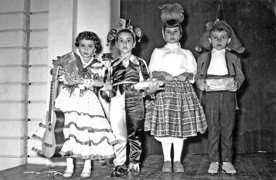Dundo Luisa Loureiro, Lisa Teixeira, Leonor Pinho e?