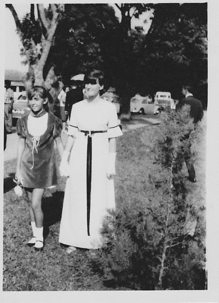 Andrada. 29/09/1968. NÉ JOSEFA E ANTÓNIO CAMPOS Guida e Nany Tavares
