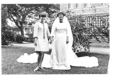 Andrada. 29/09/1968. NÉ JOSEFA E ANTÓNIO CAMPOS Teresa Fontinhas e Né