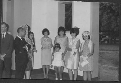 Andrada-Casamento da ZEZINHA SANTOS e JOSE' MARIA  Casal Fontinhas,Ana Maria Pereira, Anabela Figueiredo Antunes, Bina e Paula Alfredo Pereira, Teresa Fontinhas e Lidia Sousa Machado