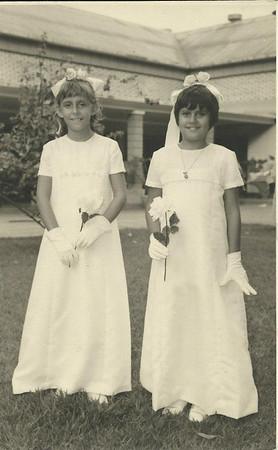 Andrada-Casamento da ZEZINHA SANTOS e JOSE' MARIA  Guida Tavares e Paula Pinho Barros