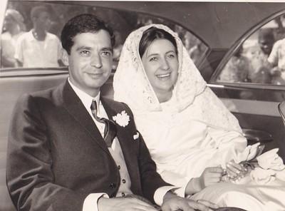 Andrada-Casamento da ZEZINHA Ze' SANTOS e JOSE' MARIA