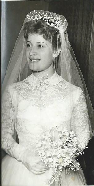 Casamento Humberto Pereira e Arlete - Cassanguidi 2/12 de 1957