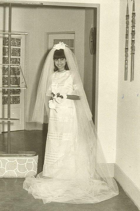Casamento da filha do chefe do posto, do Camissombo: MILANDA PISOEIRO e MESQUITA