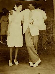 Dundo 1947  -eng Mário Palhota e de Maria Helena Monção Fernandes