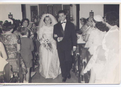 Dundo. 18/04/1960. ANITA BASTOS E VASCO PAULO