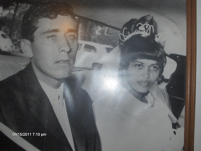 7 de Março de 1971 - Dundo Manuel Fraga Pinheiro e Aurora Duarte Pinto