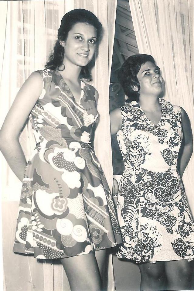 Anabela Amieiro e Luisa Aragao e Brito