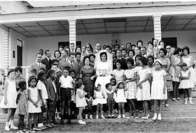 1964 - Novembro, Casamento