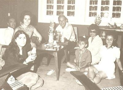Nela Vaz, familia Rebordao, e familia Videira