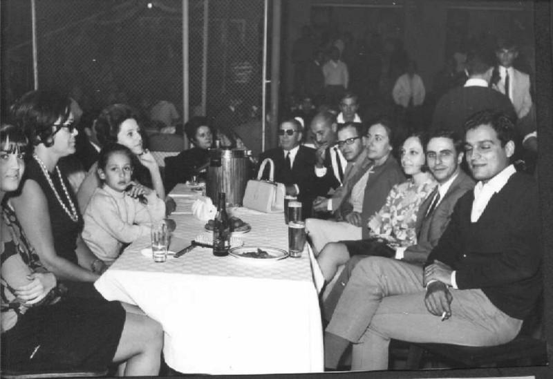 Teresa Fontinhas, Taciana Fontinhas,.............. Fontinhas , Alberto Costa e esposa e ...Carlos Palma Brito