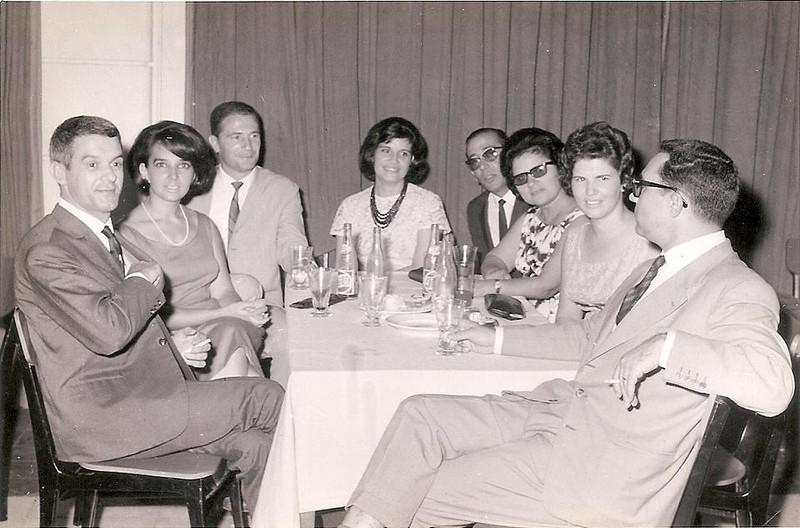 Dundo 1966 Gameiro, ?, ?, São Gameiro, Manuela Viriato e o Viriato, Milú e o Patuleia!
