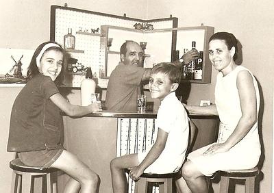 Familia Rebordao ( filhos Magui e Ruca)
