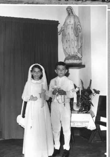 Dundo. 1968 Lili Moreira Rato e Jorge Duarte