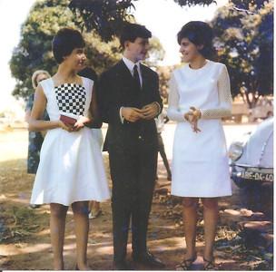 Comunhão do Nelrique, em 23/05/65, em Andrada.