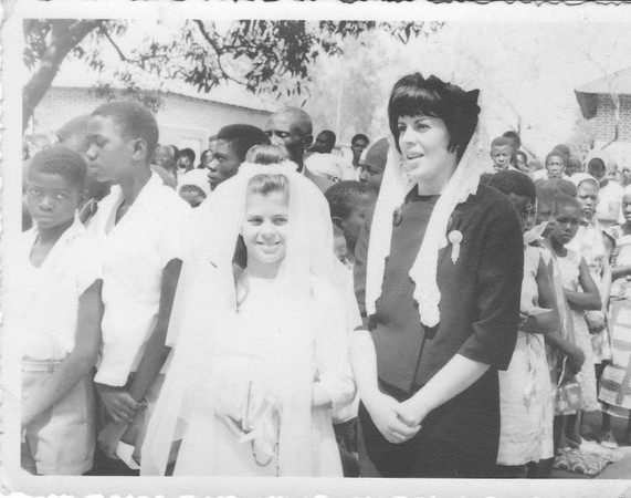 Andrada 1969 Milena Laranjeira e Ana Maria Josefa