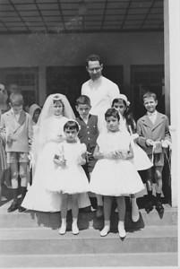 Andrada Valdoleiro, Nany Tavares, Goncalo Magalhaes Queiroz, Padre Casemiro, Olga, Valdoleiro, ...?, Isabel Caceiro ( Deborah Morgado por detras?)