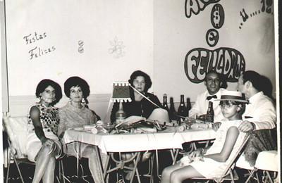 1968-69 Morgados e Humberto Pereiras Deborah, Fernanda, sra. de Humberto Pereira, Morgado, Humberto Pereira e Sonia
