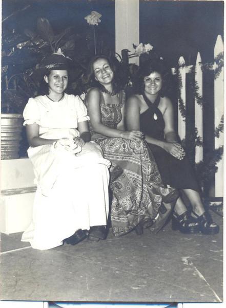 Estufa de Andrada - Fim do ano 1973-74