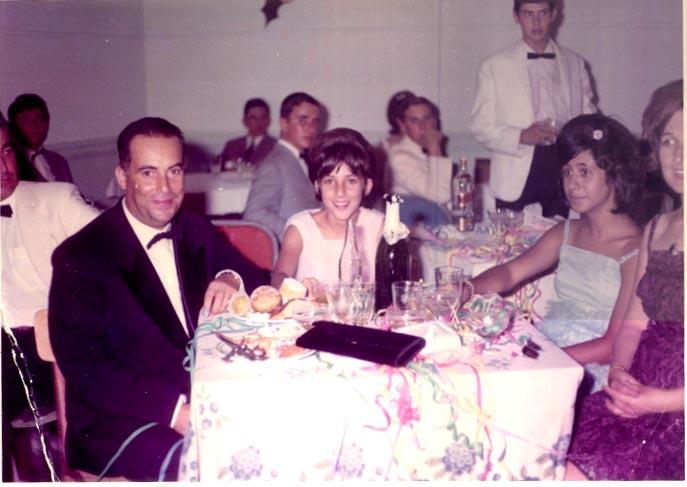 1965-66 Adalberto, Zelinha, Betty Ricardo, Teresa, Zé Luis Vasco Sa', Birita