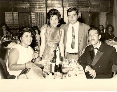 Fim do Ano 72-73 nos transportes  Casal Carreira , Elisa Pereira e Carlos Aires Marques