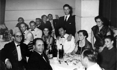Casal Gradil, casal Loureiro, Joaquim Gameiro,casal Balbino ( pais da Laura casada com o Gradil)