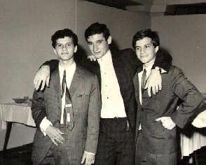 1971-72 Serra, Pipas, e Zé João