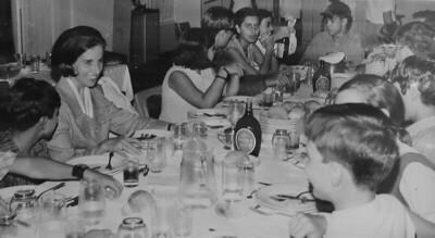 Dundo 1968- Despedida da Dr. Cristiana Reis