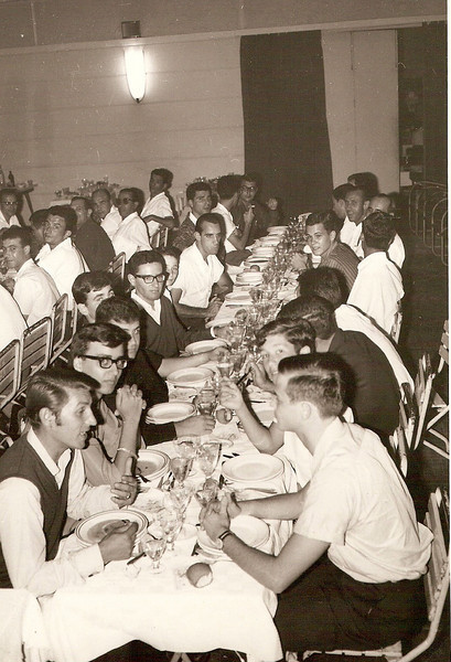 Jantar Benamor 17-09-1964