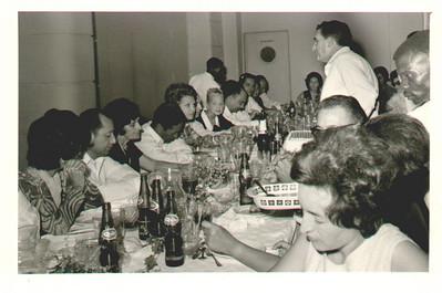 Jantar homenagem Dr Ramos da farmacia anos 70