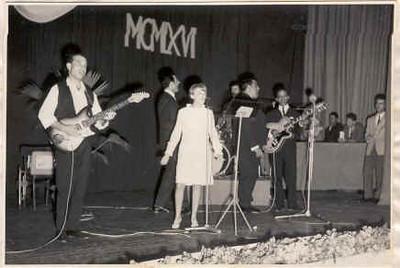 Páscoa 1966 - conjunto do Dundo Zurita Magalhães