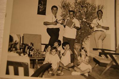 Lucapa Teresa Salvado Costa, Jose' Salvado e amigos