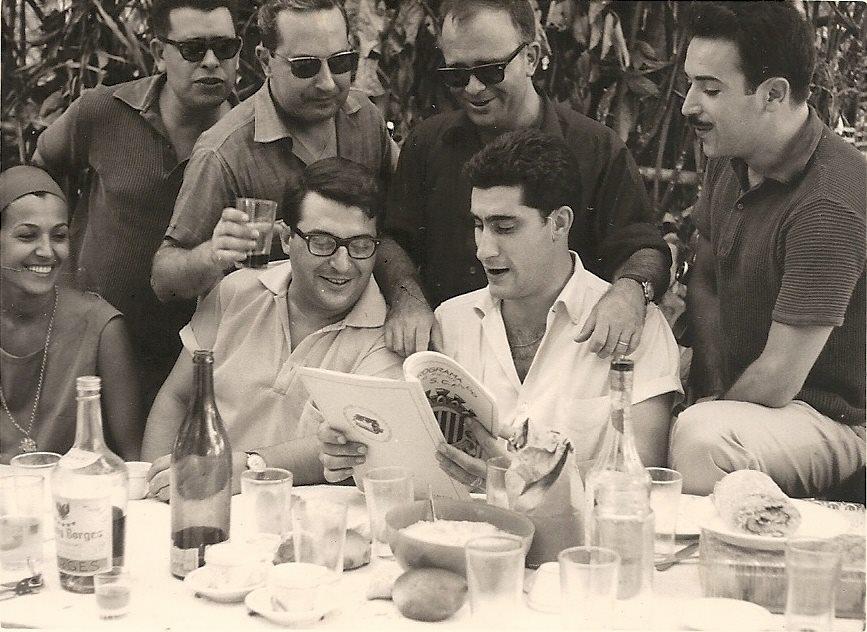1965 -Lóvua  Piquenique da Contabilidade