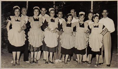 Dundo 1951 Sra do Baião,???? Aida Noronha Feyo???