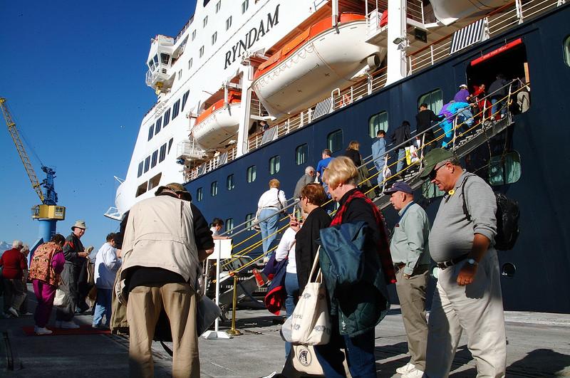 Cruceros en Puerto Montt