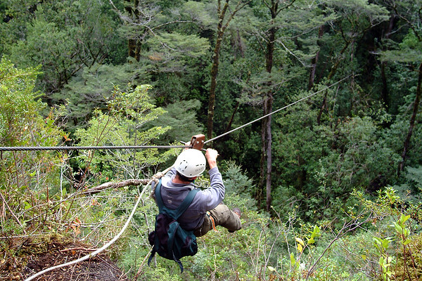 Canopy y paseo extreme